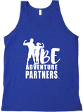 BE Adventure Partners Logo - Men's Tank