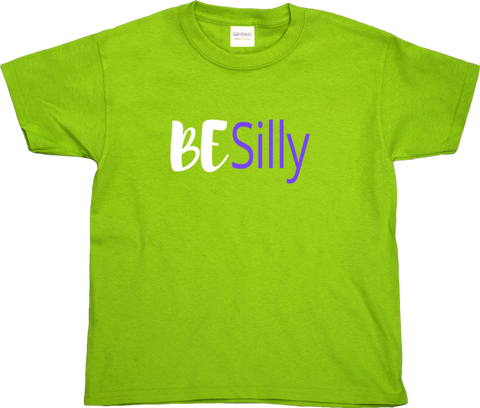 BE Silly - Kid's T-shirt