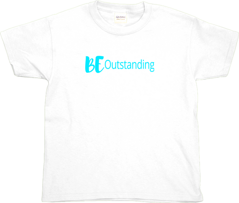 BE Outstanding - Kid's T-shirt