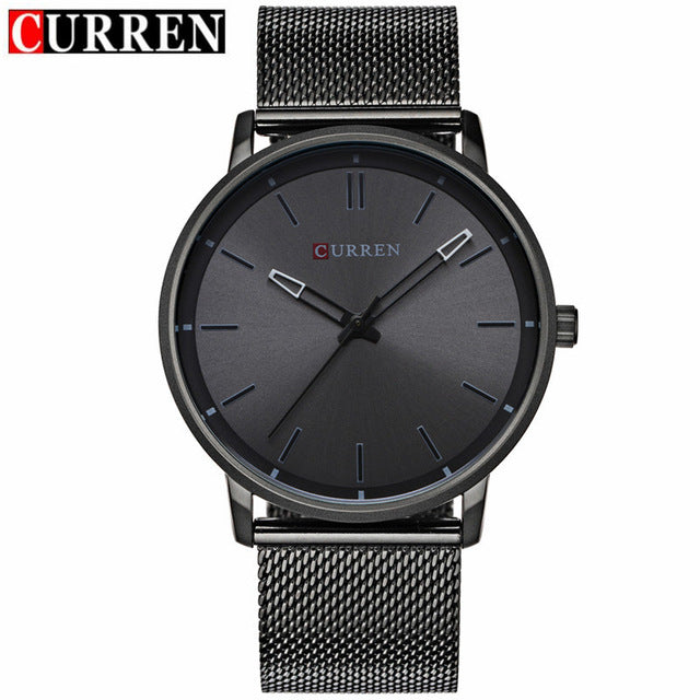 Luxury Steel strap