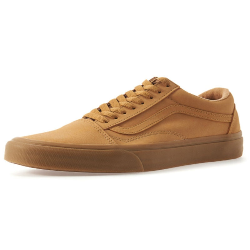 Vans Original Old Skool Classic Unisex Leisure Light Brown