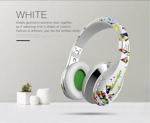 Bluedio A (Air) Fashionable Wireless Bluetooth Headphones with Microphone