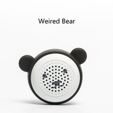 Lovely Animal Mini Bluetooth Speaker with Selfie Control