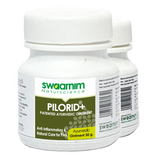 Pilorid+ Ointment - Pack of 2 - Patented Ayurvedic Ointment