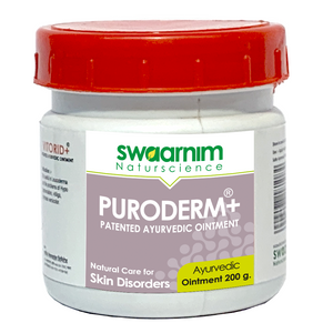 Puroderm+ 200gm - Patented Ayurvedic Ointment