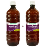 Pyrosin+ Syrup 950ml - Sugar Free - Pack of 2 - Patented Ayurvedic Syrup