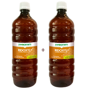 Ridoxyl+ Syrup 950ml - Sugar Free - Pack of 2 - Patented Ayurvedic Syrup