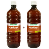 Rumalex+ Syrup 950ml - Sugar Free - Pack of 2 - Patented Ayurvedic Syrup