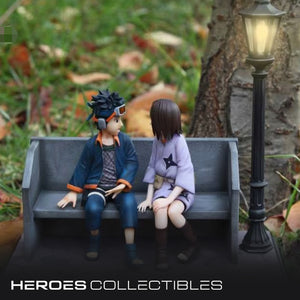 77-STUDIO The Lost Obito & Rin (Naruto) 1:6 Scale Statue