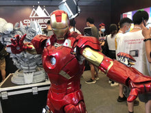 Queen Studios Iron Man Mark VII 1:2 Scale Statue