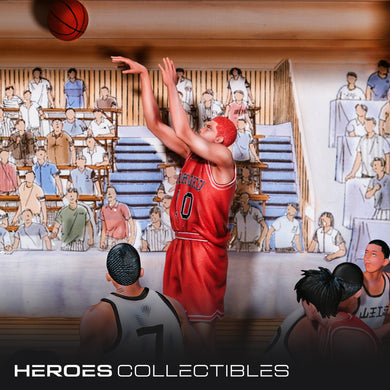 Ark-studio Sakuragi Hanamichi Final Shot (Slam Dunk) Statue