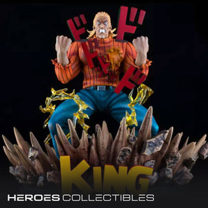 FF studio King Engine (One Piece) Statue (2 Versions)
