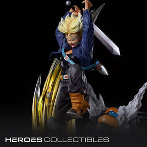 HH studio Trunks (Dragonball) Statue (2 Versions)