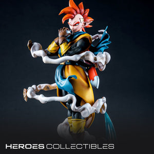 Broslee Studio Tapion (Dragon Ball Z) Statue (2 Versions)