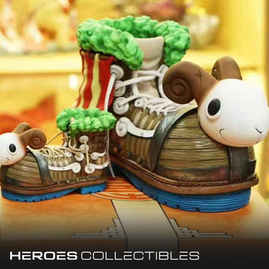 Jackdos Studio Going Merry Shoe (One Piece) (2 Versions)