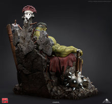 Queen Studios Green Scar Hulk (2 Versions) 1:4 Scale Statue