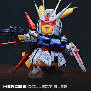 Big Fish Studio Gundam Pikachu (Pokemon / Gundam) Statue