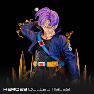 X-STUDIO Trunks (Dragonball) 1:3 Scale Statue (2 Versions)