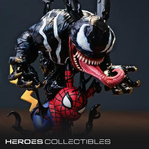 Big Fish Studio Venom Pikachu  (Pokemon / Marvel) Statue