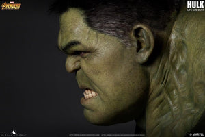 Queen Studios Hulk 1:1 Scale Lifesize Bust