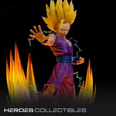 XPIC FIELD STUDIO Son Gohan (Dragonball) 1:4 Scale Statue (2 Versions)