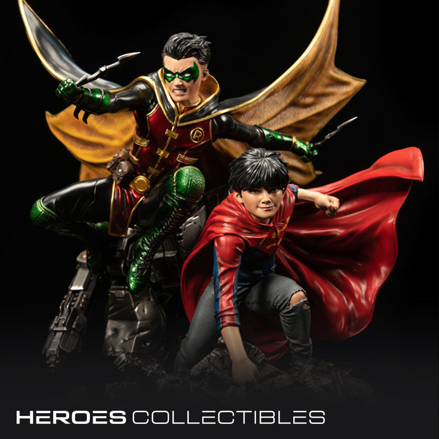 XM Studios Super Sons (Rebirth Series) 1/6 Statue