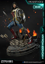 Prime 1 Studio Wonder Woman (Injustice 2) (Deluxe Edition) 1:4 Scale Statue