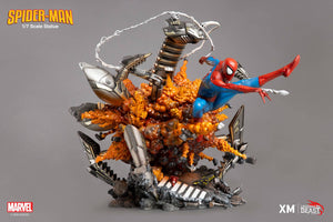 LBS / XM Studios Spider-Man (Impact Series) (Version B) 1/7 Scale Statue