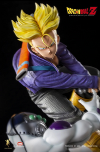 Soul Wing Trunks vs Frieza (Dragonball Z) (Regular Edition) 1:4 Scale Statue