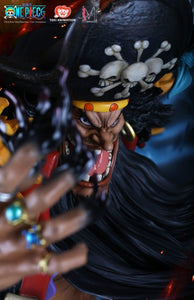 Jimei Palace Blackbeard Marshall D. Teach (One Piece) 1:6 Scale Statue