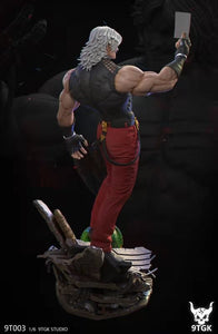 9TGK Studio Omega Rugal (King of Fighters) Statue (3 Versions)