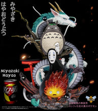 Bumbleebee Studio Spirited Away Statue