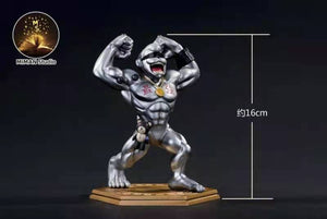 MIMAN Studio Etemon & MetalEtemon (Digimon) Statue
