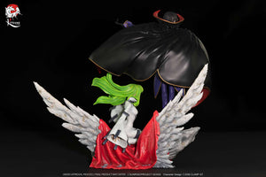 Kitsune Studios Code Geass of Lelouch and C.C. 1:6 Scale Statue