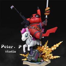 Peter.P studio Deadpool Pikachu (Marvel, Pokemon) Statue