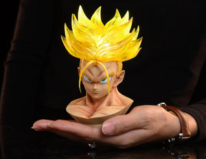 Temple studio Trunks (Dragonball) Statue