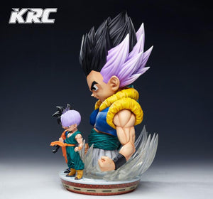 KRC Studio Goten Trunks Fusion (Dragonball) 1:6 Scale Statue