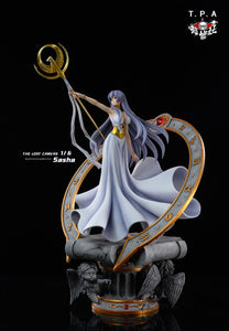 TPA Studio Goddess of War Sasha (Saint Seiya) 1:6 Scale Statue