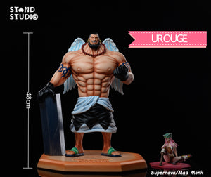 Stand Studio Mad Monk Urouge (One Piece) 1:8 Scale Statue