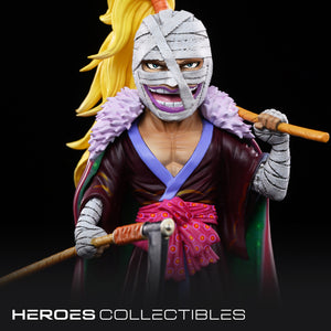 YZ Studio Massacre Soldier Killer (One Piece) Statue