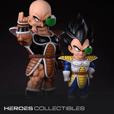 LeaGue Studio Nappa & Vegeta (Dragonball) Statue