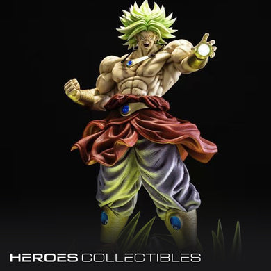 KD Broly (Dragonball) 1:4 Scale Statue (2 Versions)