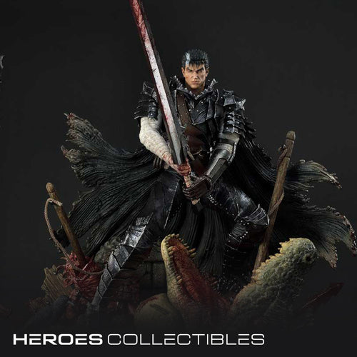 Prime 1 Studio Guts, Berserker Armor (Unleash Edition) (2 Versions) 1/4 Statue