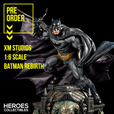 XM Studios Batman (Rebirth Series) 1:6 Scale Statue