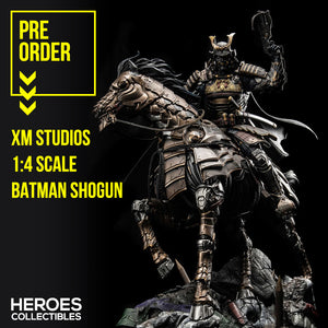 XM Studios 1:4 Scale Batman Shogun