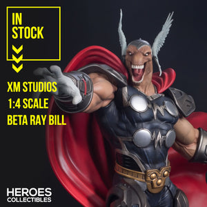 XM Studios 1:4 Scale Beta Ray Bill