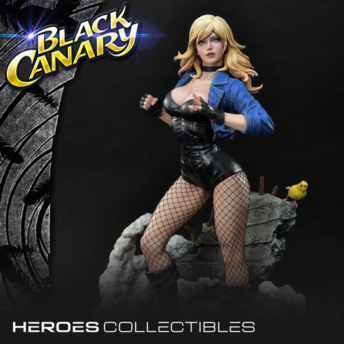 Prime 1 Studio Black Canary (Regular) 1/3 Statue