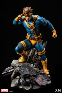 XM Studios Cyclops (Version A - 1 Torso) 1:4 Scale Statue