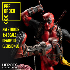 XM Studios 1:4 Scale Deadpool (Version A)