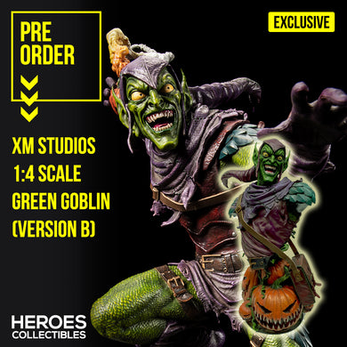 XM Studios 1:4 Scale Green Goblin (Version B)